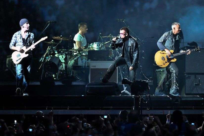 U2 Concert HD and Wide Wallpapers