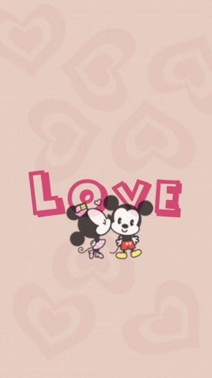 Minnie Mouse iphone Wallpapers | iPhone Wallpaper