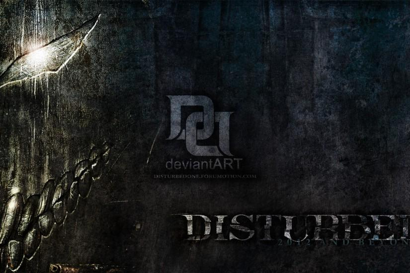 Disturbed - The Collection by morbustelevision2