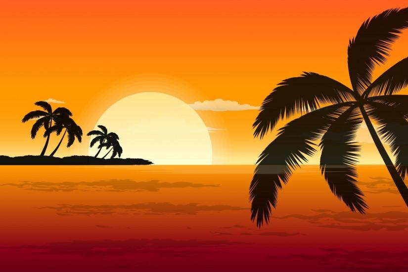 palm trees sunset wallpapers palm trees sunset wallpapers palm trees .
