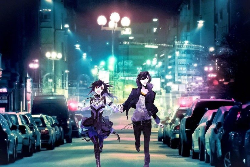 Romantic Couples Anime Wallpapers - Chobir Dokan