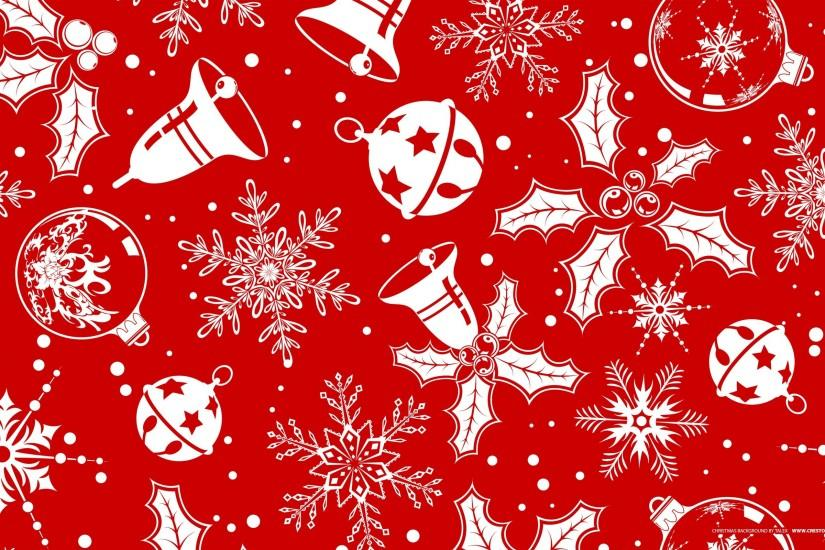 Christmas Red Image 2560x1600