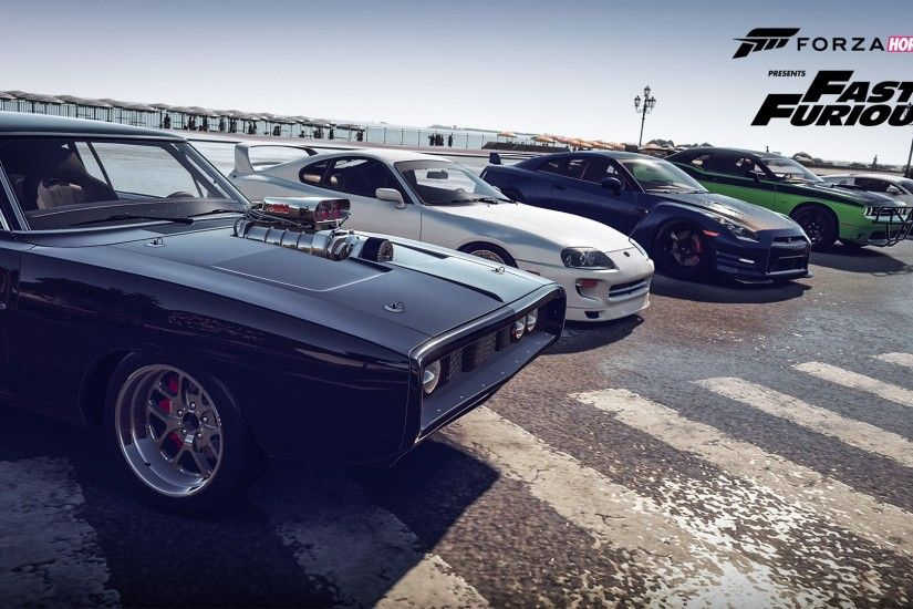 Forza Horizon 2, Forza Motorsport, Video Games, Fast And Furious Wallpapers  HD / Desktop and Mobile Backgrounds