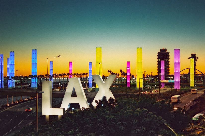 ... Los Angeles Wallpaper (12) ...