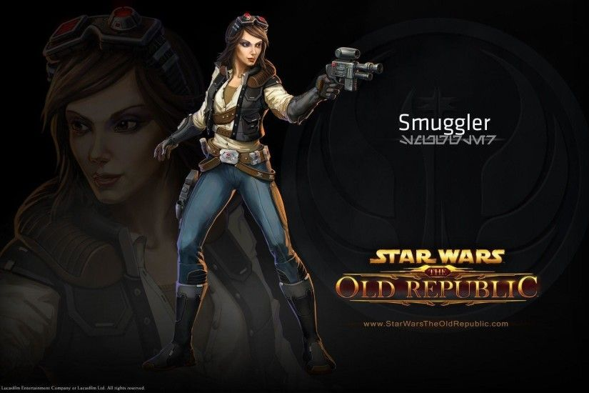 Star Wars the Old Republic Unlocked (SWTOR) Wallpapers
