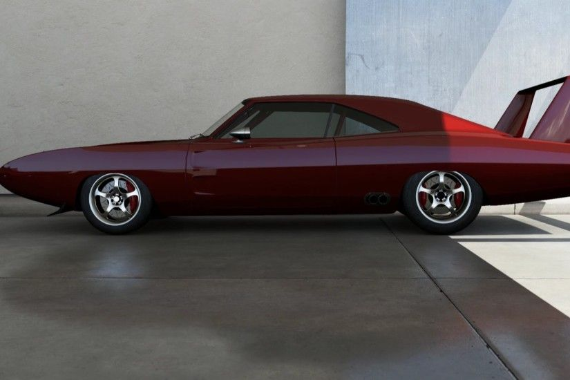 1969 Dodge Charger Daytona #5