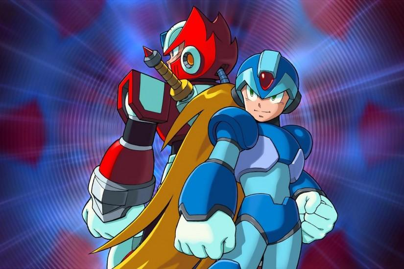 Megaman X: Zero and X[1] by Light-Rock on DeviantArt
