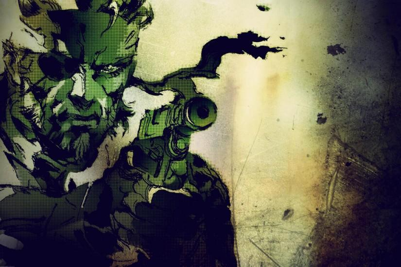 large metal gear wallpaper 1920x1080