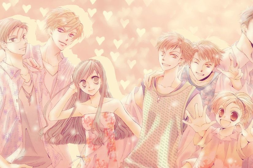 ... Ouran High School Host Club [OHSHC] [1920x1080] by chibi-oppai