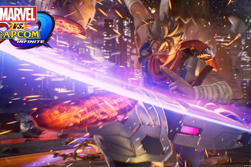 Marvel vs Capcom Infinite Android Wallpaper ...