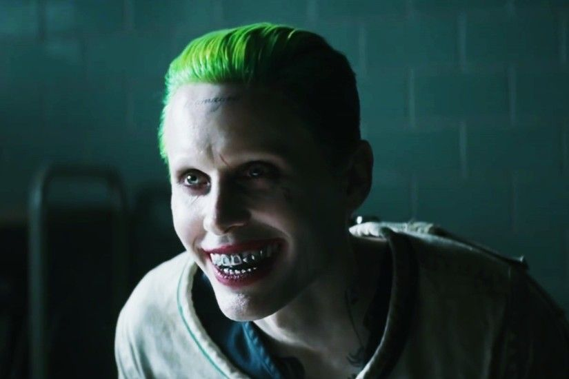 ... Joker Jared Leto Suicide Squad wallpapers ...