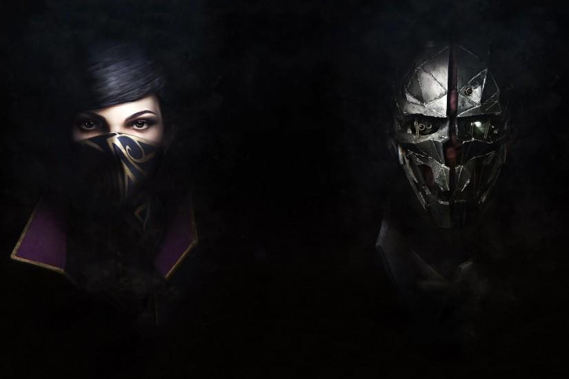 dishonored 2 wallpaper 3840x2160 samsung