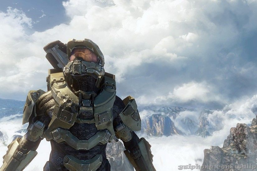 Halo 4 Master Chief High Quality Wallpapers