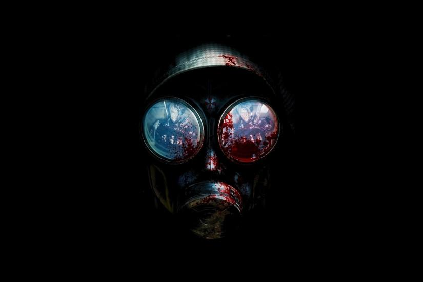 gas mask wallpaper 183�� download free hd backgrounds for