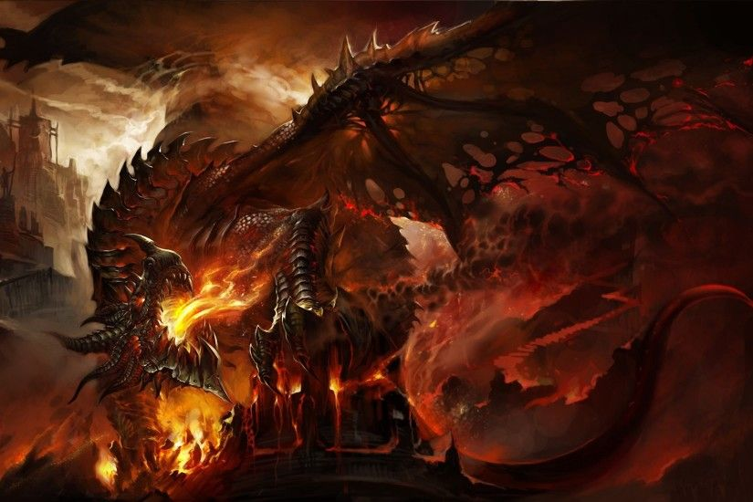 1716 <b>Dragon</b> HD <b>Wallpapers</