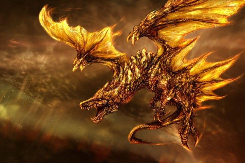 Wallpapers For > Awesome Dragon Backgrounds Hd