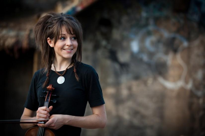 lindsey stirling wallpaper radioactive - Google Search