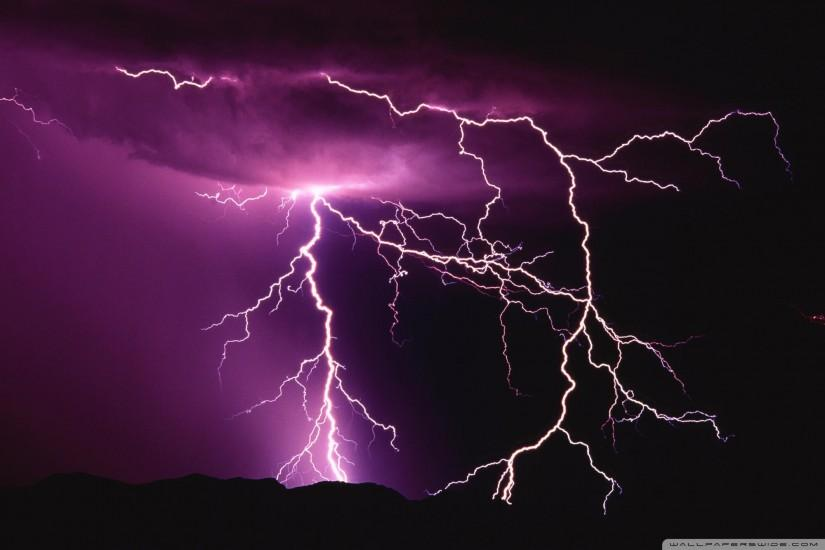 widescreen lightning wallpaper 2000x1333