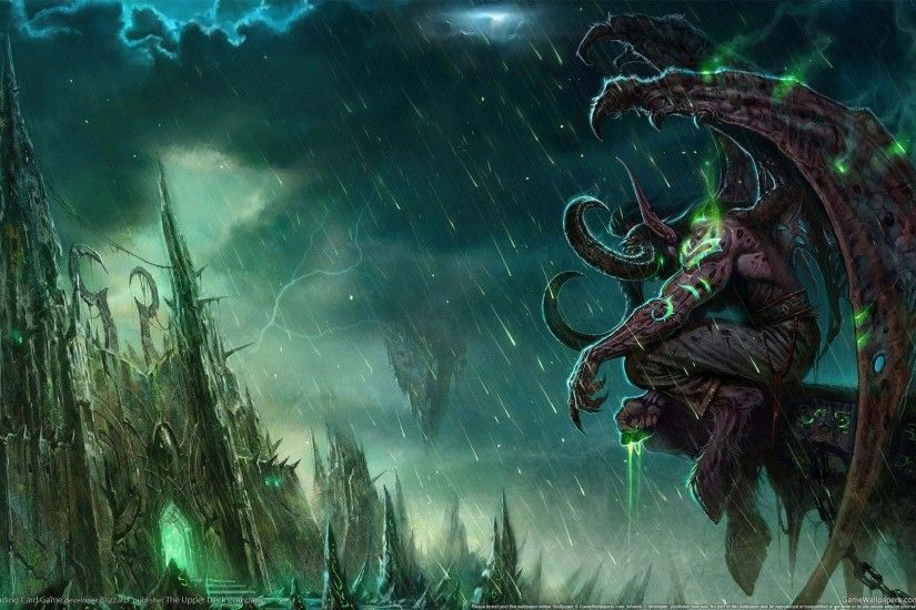 World Of Warcraft Warlock Awesome Wallpaper » Gallery Full HD .