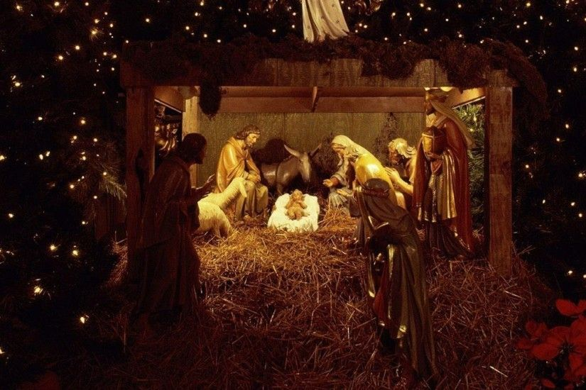 Download Source · Nativity Christmas Wallpaper 60 images