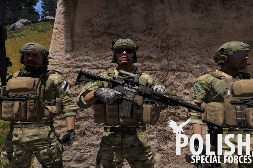 Keeway informed us he released the Polish Special Forces Pack on the BI  forums.