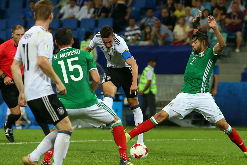 World Cup 2018: Germany start against Mexico as Russia face Saudi Arabia in  big kick