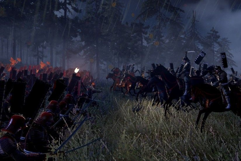 Shogun Total War Wallpapers in full P HD Â«