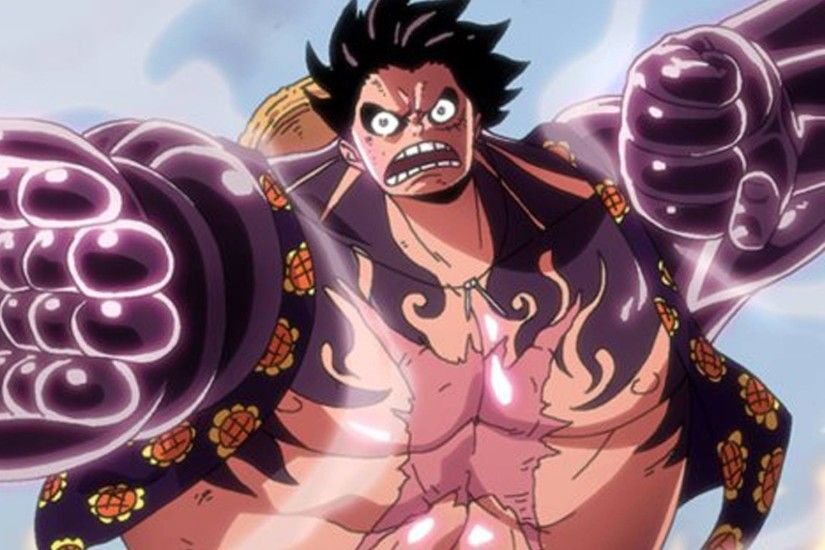 Luffy Gear 4th: Epic or Krusty?!?! -- One Piece 784 Manga Chapter ワンピース  Review
