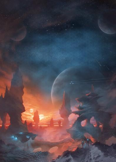 Stellaris, by Paradox Interactive