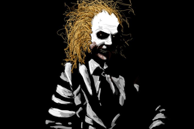 Beetlejuice Fan-art Movies Tim Burton