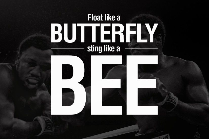 Muhammad Ali Quotes Wallpapers Hd | Pixelstalk