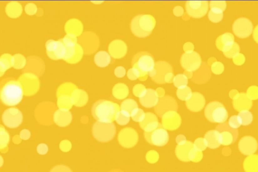 Yellow-video-circle-animated-background
