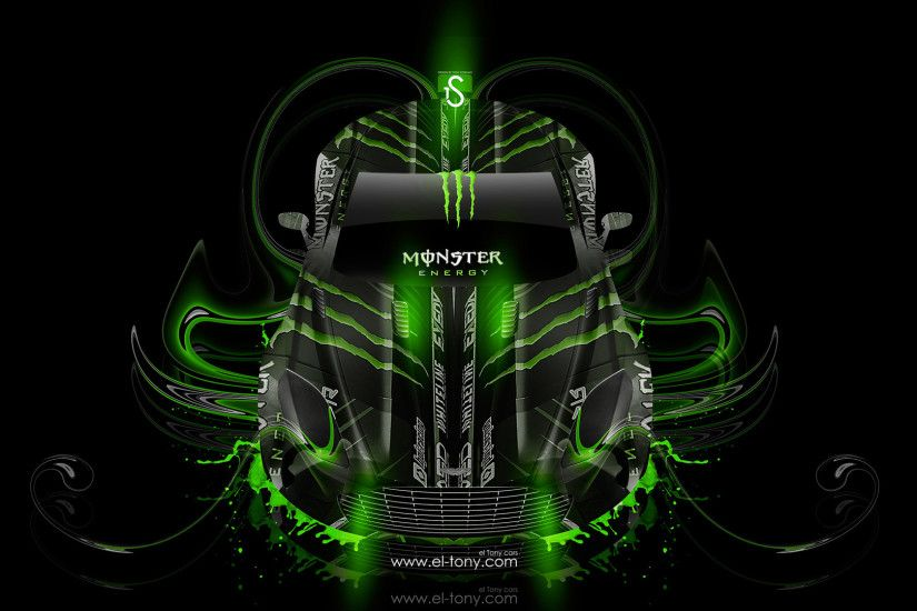 Attrayant Monster Energy Aston Martin One77 Fantasy Plastic Car 2014 Â« El Tony