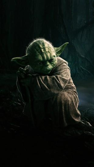 Wallpaper Full Hd 1080 X 1920 Smartphone Yoda