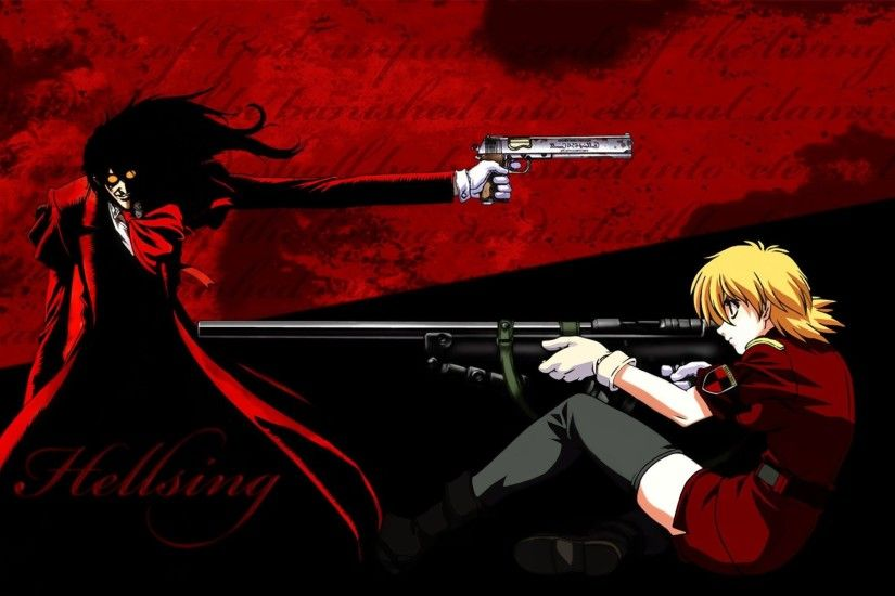 Hellsing HD Desktop Backgrounds Attachment 7133 - HD Wallpaper Site
