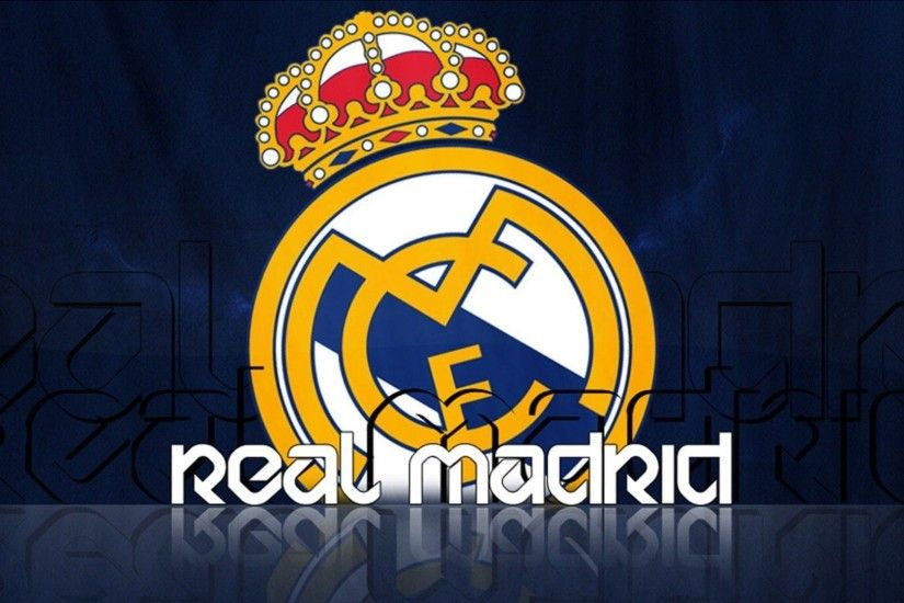 Sports soccer Real Madrid football teams Football Logos wallpaper .