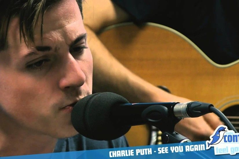 Charlie Puth Dedicates Touching Tribute of ''See You Again'' ...