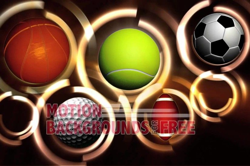 Sports Free Backgrounds Archives - Motion Backgrounds for Free