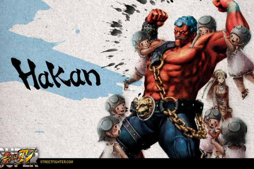 Street Fighter IV Game Wallpapers