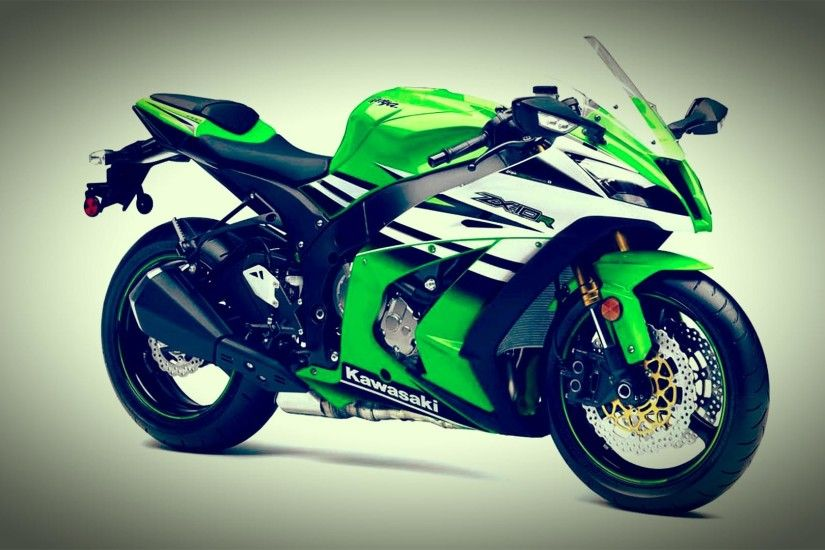 2015 Ninja ZX10R Wallpapers