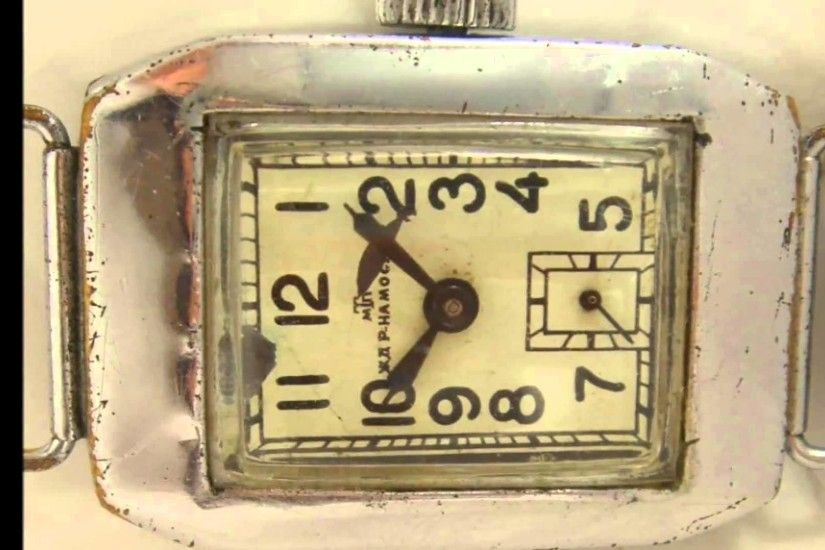 CCCP Watches 1917-45