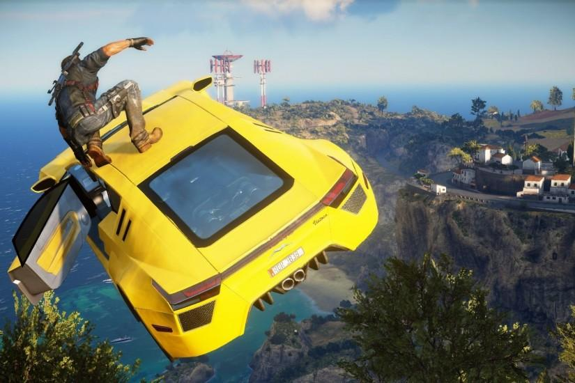 HD Wallpaper | Background ID:570297. 1920x1080 Video Game Just Cause 3