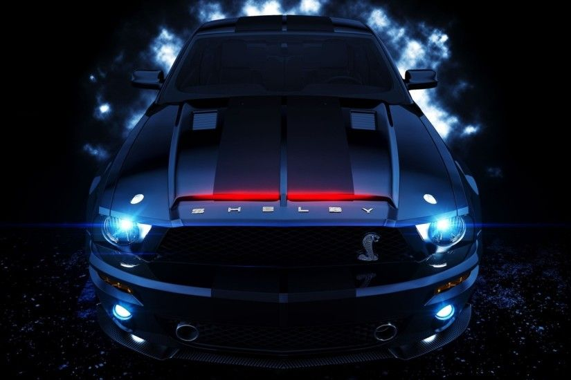 Ford Mustang Shelby Gt Muscle Cars Wallpaper 1920x1080 48333 Wallpaperup
