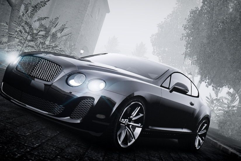 Vehicles - Bentley Wallpaper