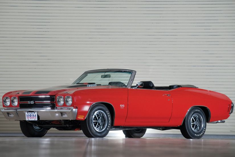 Chevrolet Chevelle SS Convertible 1970