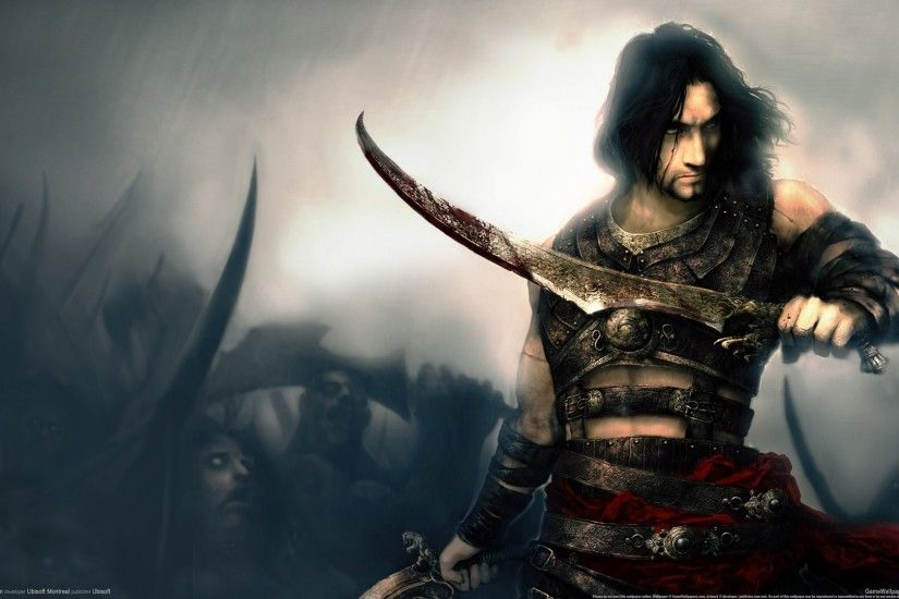 Kemp Nail - HD Widescreen Wallpapers - prince of persia warrior within  image - 1920x1080 px
