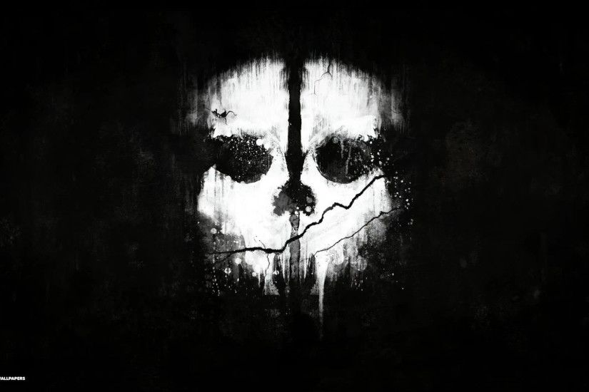 Call Of Duty Ghosts Skull Wallpaper For Android #m1i55 1920x1080 px 123.88  KB Game Call