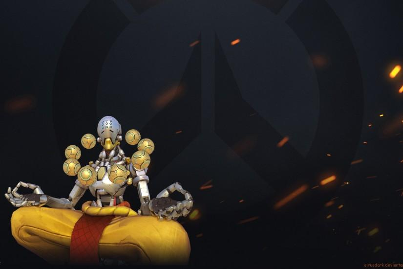 large zenyatta wallpaper 1920x1200 for lockscreen