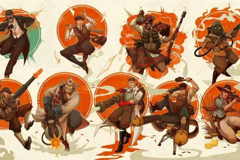 new team fortress 2 wallpaper 1920x1080 for android tablet