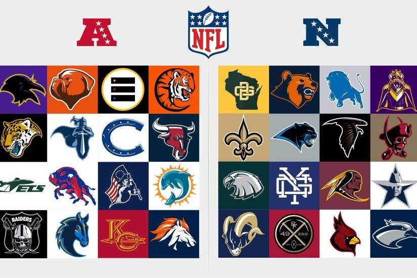 Nfl Teams Logo HD Desktop Wallpaper, Background Image